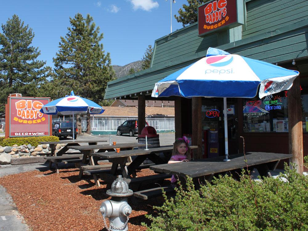 outside patio lake tahoe